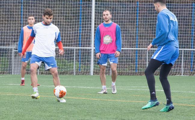 Castañón confirma que Borja Piquero volverá a la portería ante el Condal