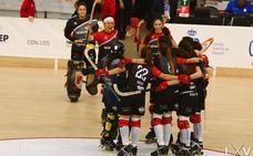 El Telecable Hockey jugará la final de la Copa de la Reina contra el Cerdanyola