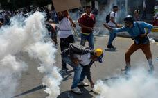La tensión y el caos reinan en Venezuela