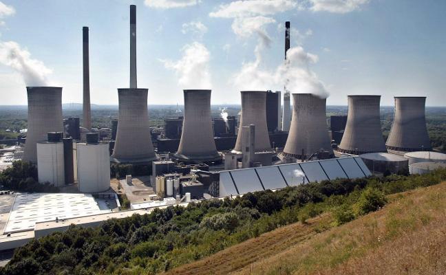 Las dos velocidades del carbón
