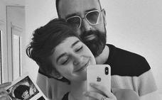 Laura Escanes y Risto Mejide confirman el embarazo con una foto