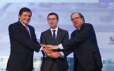 Asturias, Galicia y Castilla y León, exponen en Madrid la necesidad de impulsar el Corredor Atlántico
