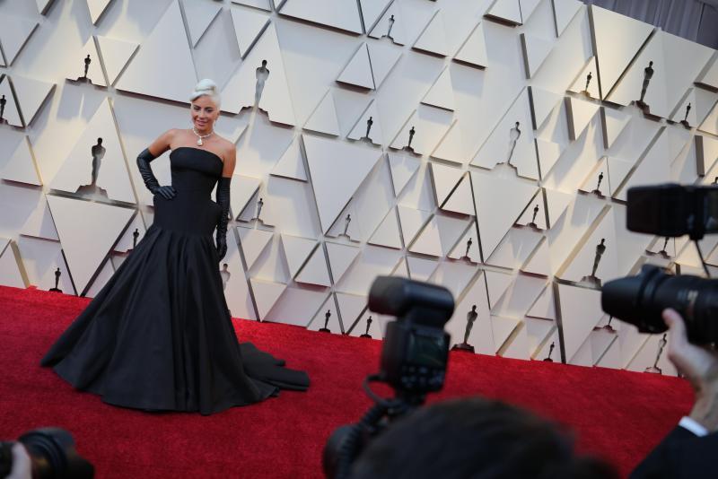 Las más elegantes de la alfombra roja de los Oscar 2019