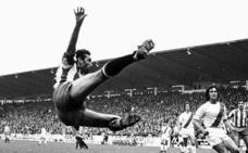 El Sporting homenajea a Quini en el primer aniversario de su muerte