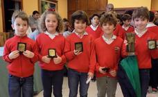 El Codema gana tres oros en el Escolar gijonés