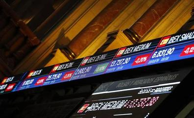 La retirada de la OPA de Abanca lleva a Liberbank a caer un 9,7% en Bolsa