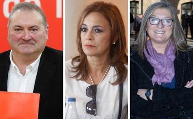 Argüelles, Vallina y Conde, candidatos en las primarias de IU