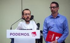 Podemos e IU ratifican su alianza para las generales