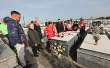 El cementerio de Avilés, un lugar de peregrinación