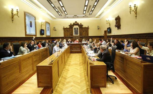 El Pleno del Ayuntamiento de Gijón aprueba tres modificaciones presupuestarias