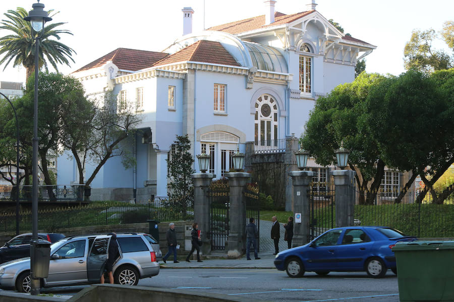 Dos hijos de García Arias piden la nulidad de su contrato de alquiler en la Quinta Pedregal