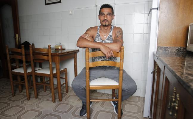 Detenido el 'preso resucitado' por robar aluminio y las ruedas de un coche en Siero