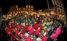 «Esi Culín, esi Culón, van a celebrar l'antroxu de Xixón»