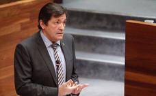 Javier Fernández advierte de que la ley de transición energética pone en riesgo el plan de futuro de Hunosa