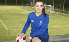Marta Reyes: «Cada jugadora de este equipo da el 100%»