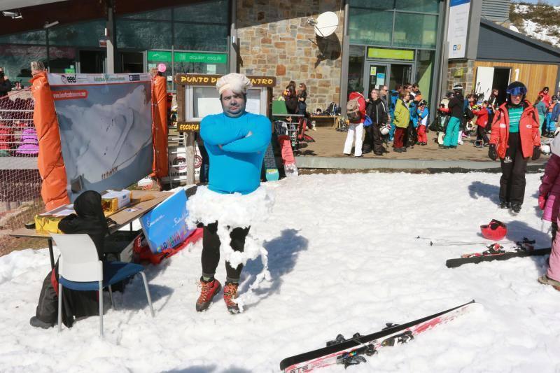 El carnaval llega a Fuentes de Invierno
