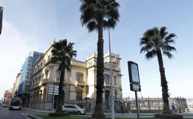 El palacete del Urquijo será adecuado para oficinas de trabajo compartido