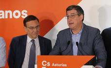 Ciudadanos juega la baza de «la moderación y la centralidad» para ser decisivo en Asturias