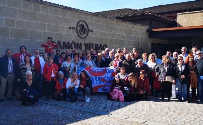 La 'Mareona' no pierde el ánimo y viaja a Soria