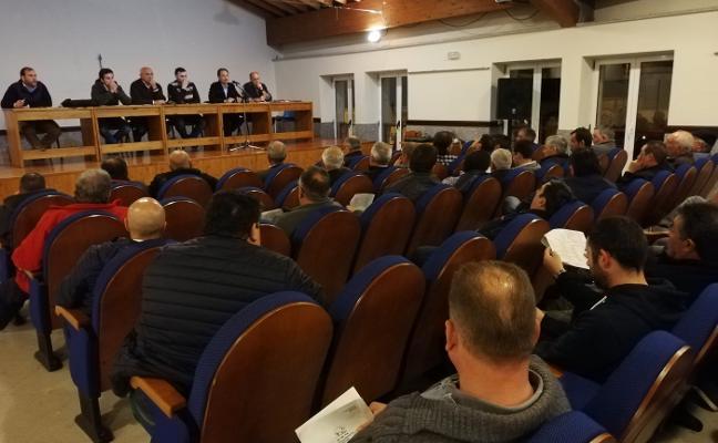 El número de jabalíes abatidos en Piloña aumentó casi un 25% el pasado año
