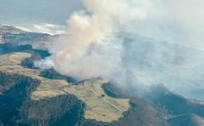 Los ecologistas califican de «grave desastre medioambiental» los incendios en Asturias