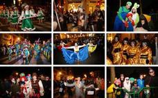 ¿Estuviste en el desfile y la noche de Antroxu en Gijón? ¡Búscate!