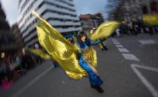 Carnaval en Avilés: Una vuelta al mundo en 80 días con premio