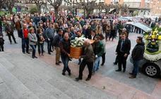 Último adiós a José Ramón, víctima mortal del kamikaze que provocó el accidente en Lena