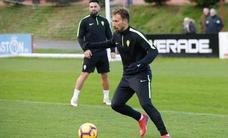 El Sporting regresa al trabajo con la novedad de Ivi López
