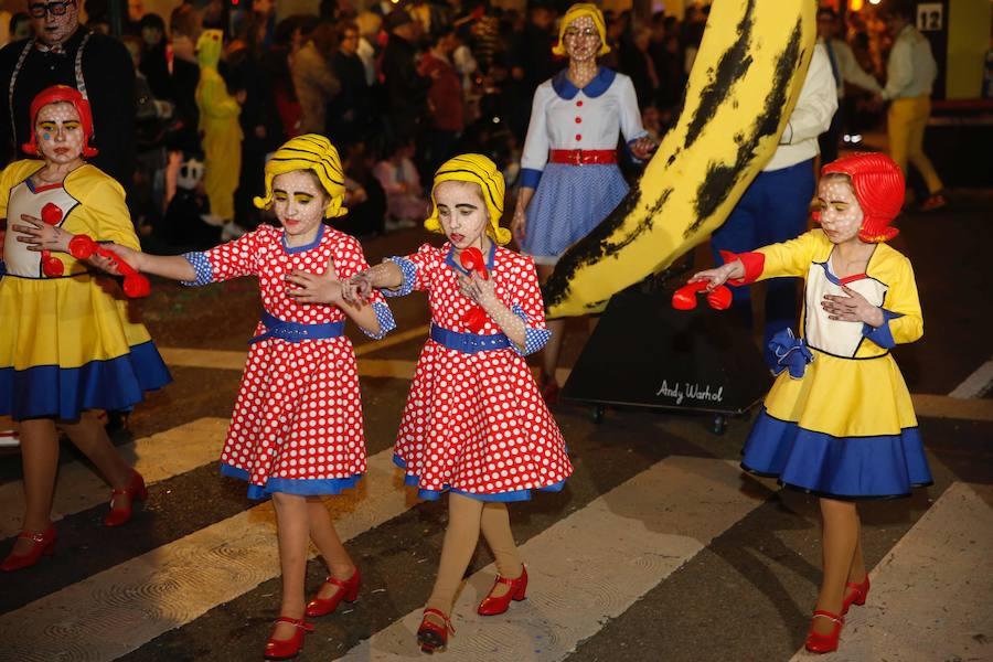 ¿Estuviste en el desfile del Antroxu en Gijón? ¡Búscate! (2)