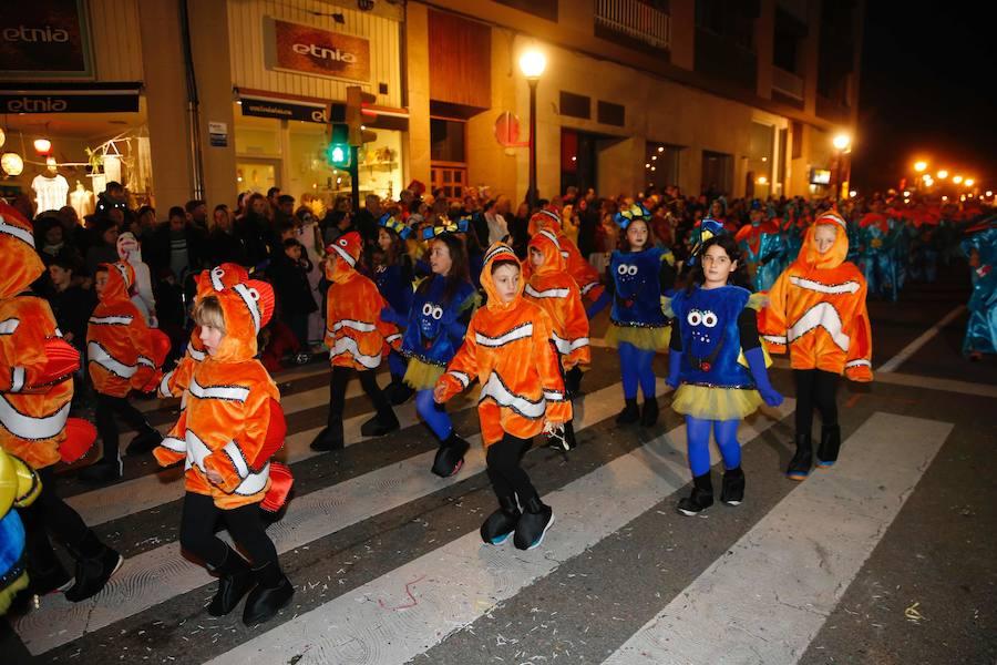 ¿Estuviste en el desfile del Antroxu en Gijón? ¡Búscate!