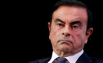 Libertad bajo fianza para el expresidente de Nissan
