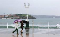 La borrasca Laura traerá este miércoles lluvias, oleaje y vientos costeros