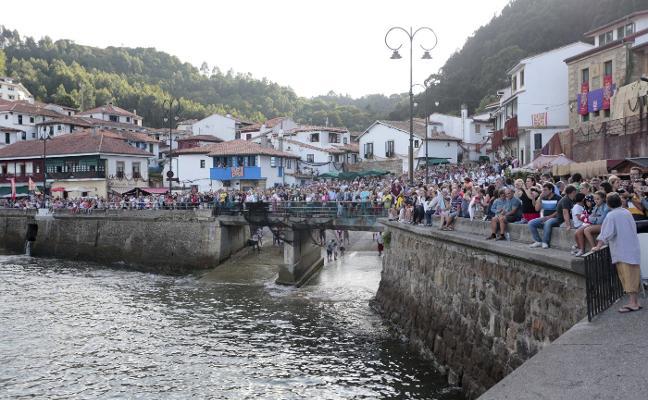 Villaviciosa reclama que Tazones esté señalizado en la autovía del Cantábrico