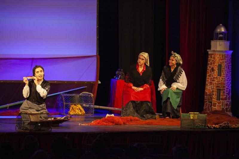 El gobierno asturiano celebra el Día Internacional de las Mujeres en Candás