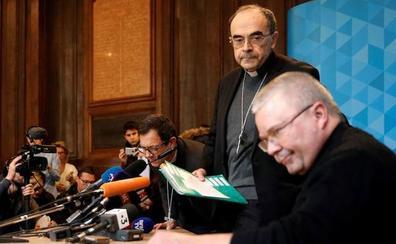 Dimite el cardenal francés que encubrió a un cura pederasta