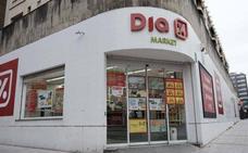 Dia se compromete a recolocar a ocho trabajadores de su almacén de Oviedo