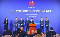 Huawei demanda a EE UU por prohibir vender sus productos