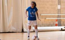 María Paje: «Manteniendo el nivel podríamos pelear por el 5 o 6 puesto»