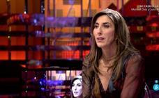Paz Padilla: «Como buena humorista, lo primero que hago es reírme de mí misma»