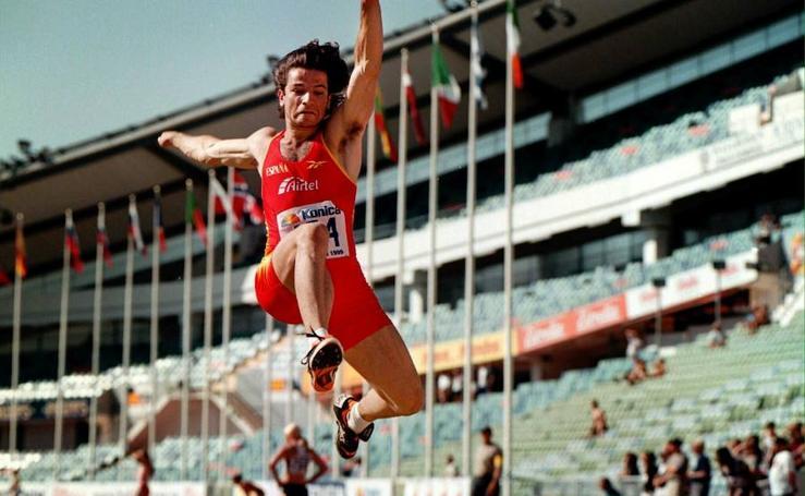 Yago Lamela, el hombre que voló más alto