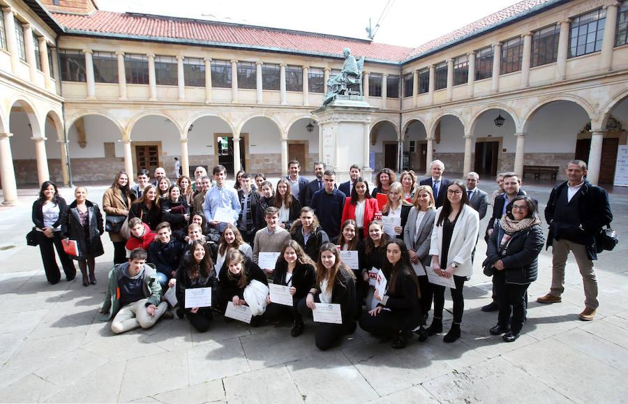 El Peñamayor y la Laboral triunfan en STARTinnova 2019