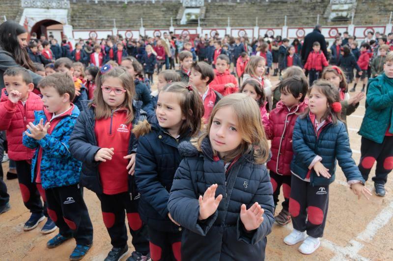 El Corazón de María de Gijón «respeta el planeta»