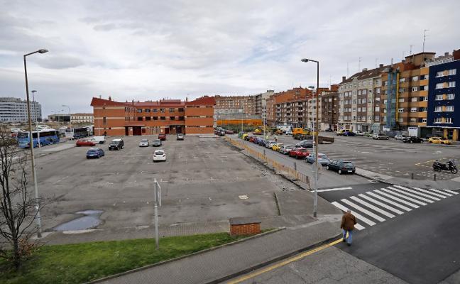 Las obras del aparcamiento de pago del Albergue durarán mes y medio