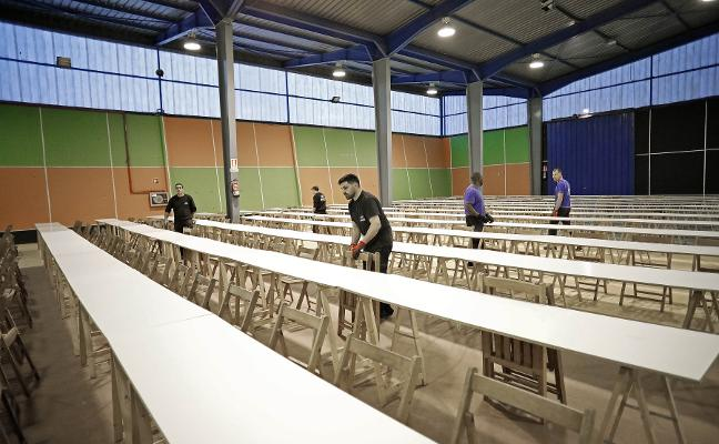 La gran oposición sanitaria exige un despliegue especial de transportes en toda Asturias