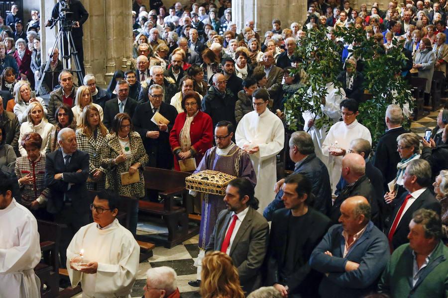 La Catedral de Oviedo, escenario de la beatificación de los seminaristas mártires