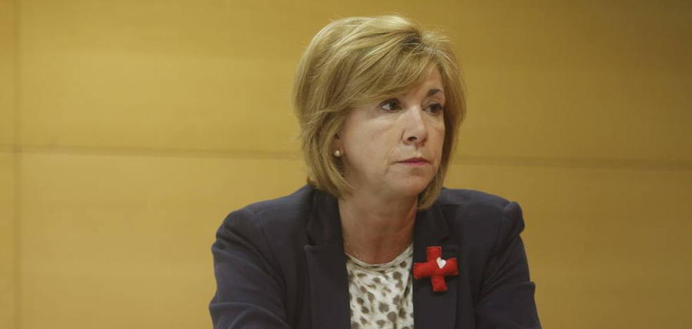 Barbón ficha a Celia Fernández, presidenta de Cruz Roja en Asturias