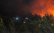 Los ingenieros urgen ordenar el territorio contra los incendios