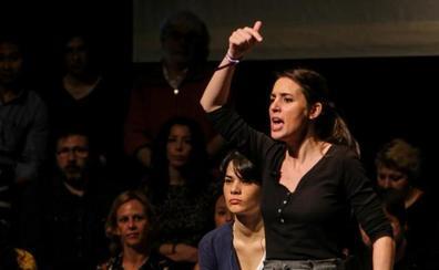 Podemos lanza en Madrid su ofensiva contra Errejón