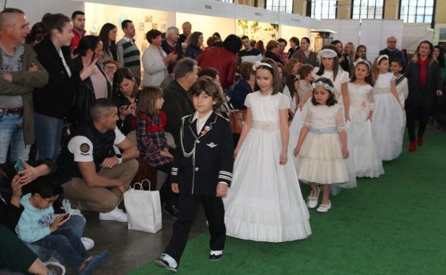 Tendencias y moda infantil abren la Feria de Bodas, Bautizos y Comuniones